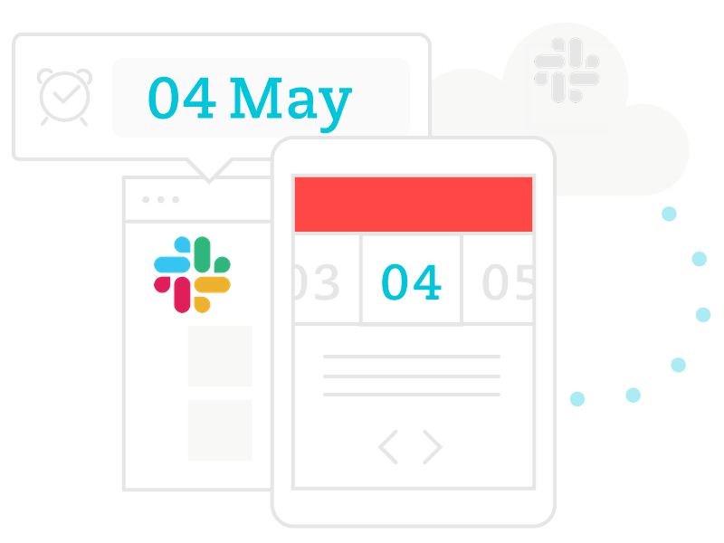 How Slack and your Calendar are synchronized